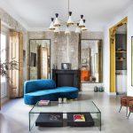 Un piso con historia para una artista